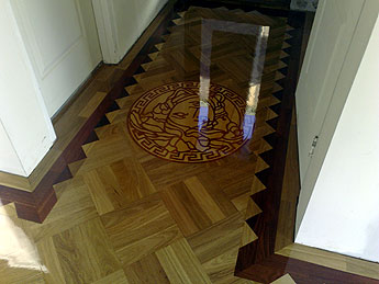 Parquetry Timber Flooring Brisbane