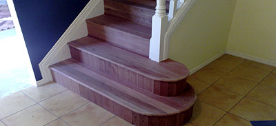 timber flooring stairs Brisbane, Parquetry Flooring Brisbane